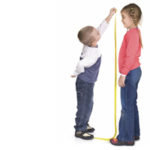 children measured