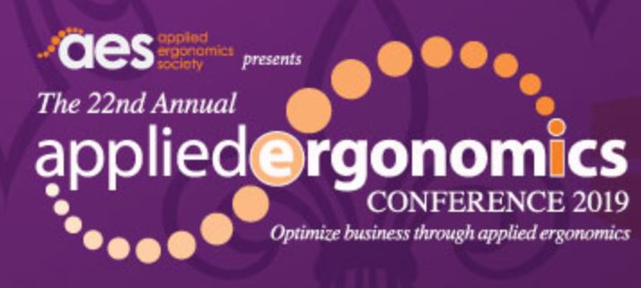 Applied Ergonomics Conference 2019